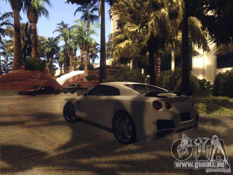 ENBSeries für GTA San Andreas fünften Screenshot