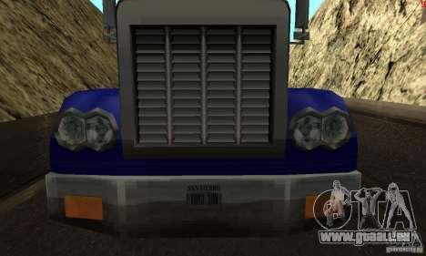 Neue Texturen für auto für GTA San Andreas zweiten Screenshot