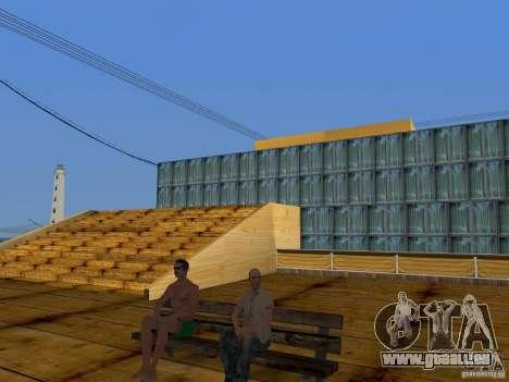 Neue Strand Textur v2. 0 für GTA San Andreas siebten Screenshot