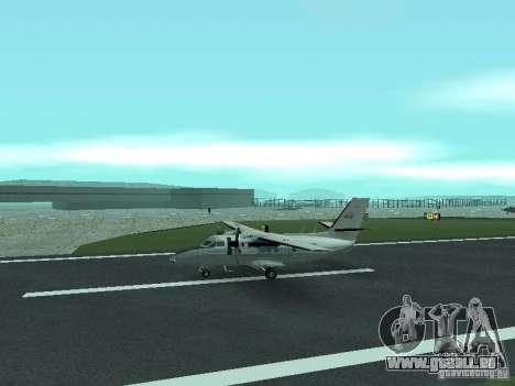 Let L-410 für GTA San Andreas linke Ansicht