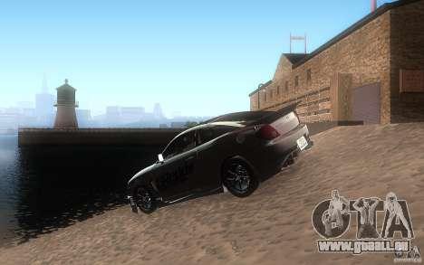Hyundai Tiburon V6 Coupe tuning 2003 für GTA San Andreas rechten Ansicht