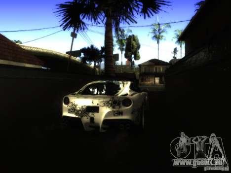 ENB Series Project BRP pour GTA San Andreas quatrième écran