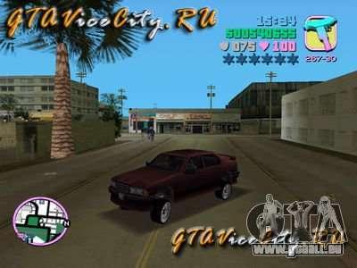 Ford de GTA 3 pour GTA Vice City
