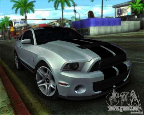 ENBSeries by ibilnaz pour GTA San Andreas quatrième écran