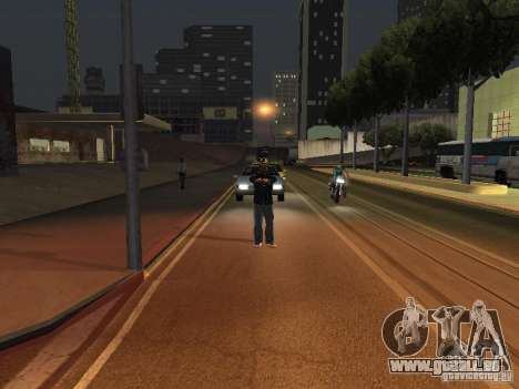Frei bewegliche Kamera für GTA San Andreas her Screenshot