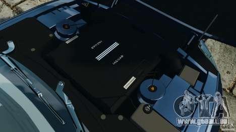 Jaguar XKR-S Trinity Edition 2012 v1.1 pour GTA 4 est un côté