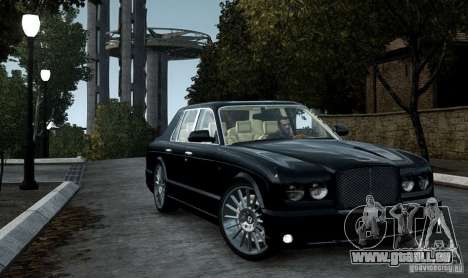 Bentley Arnage T v 2.0 pour GTA 4