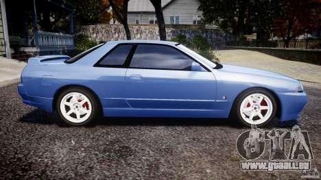 Nissan Skyline R32 GTS-t 1989 [Final] für GTA 4 linke Ansicht