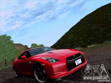Realistic Graphics HD 4.0 pour GTA San Andreas deuxième écran
