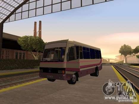 A079 touristischen Grundlagen für GTA San Andreas