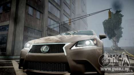 Realistic ENBSeries By batter für GTA 4 achten Screenshot