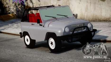 UAZ-3150 für GTA 4