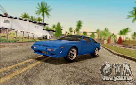 SA_DirectX 1.3 BETA pour GTA San Andreas quatrième écran