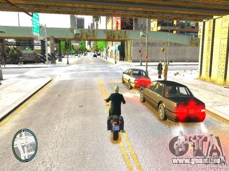 iCEnhancer 1.2 für GTA 4 neunten Screenshot