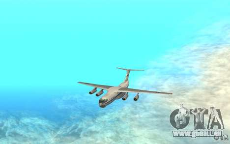 Die IL-76 für GTA San Andreas