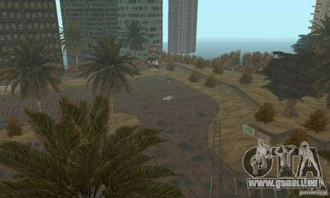 NFS Most Wanted - Paradise pour GTA San Andreas septième écran