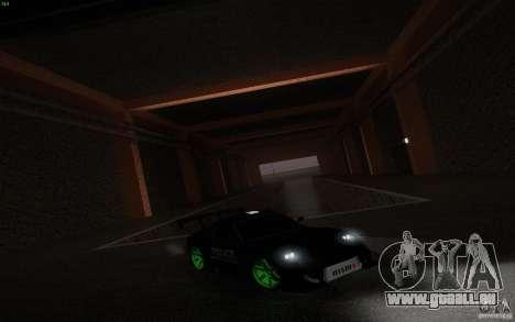 New SF Army Base v1.0 pour GTA San Andreas septième écran