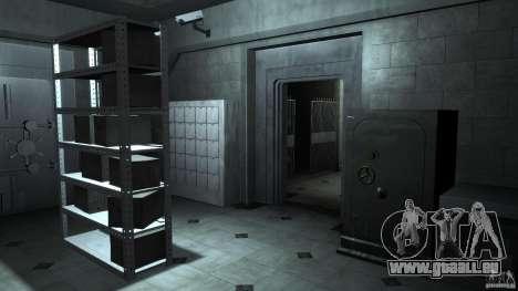 Bank robbery mod pour GTA 4 secondes d'écran