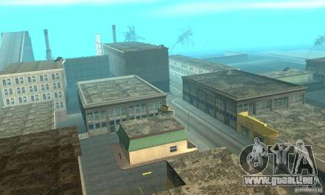 New Island für GTA San Andreas her Screenshot