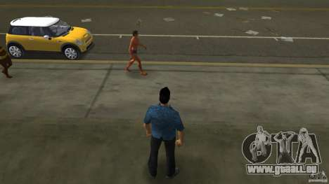 Freak für GTA Vice City zweiten Screenshot