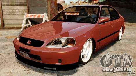 Honda Civic iES pour GTA 4