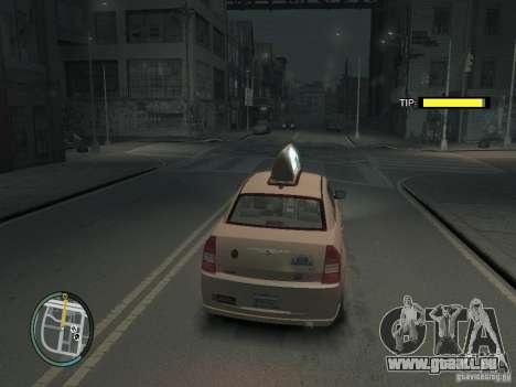 Die Mission der Taxifahrer für GTA 4 für GTA 4 fünften Screenshot