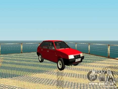 VAZ 2109 v2 für GTA San Andreas
