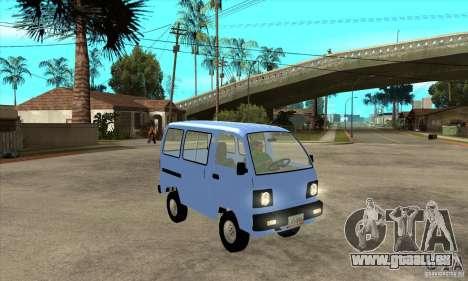 Suzuki Carry 1993 pour GTA San Andreas vue arrière