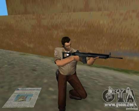 Pak Waffen von s.t.a.l.k.e.r. für GTA Vice City