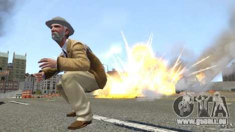 Explosion & Fire Tweak 1.0 für GTA 4 sechsten Screenshot