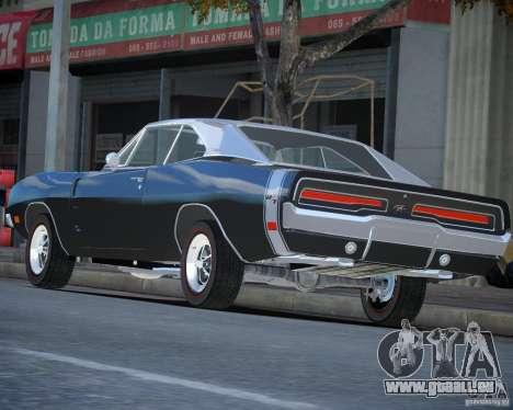 Dodge Charger RT Stock [EPM] pour GTA 4 est une gauche