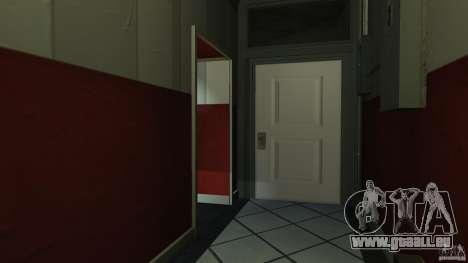 Retextured Lopez Apartment pour GTA 4 quatrième écran
