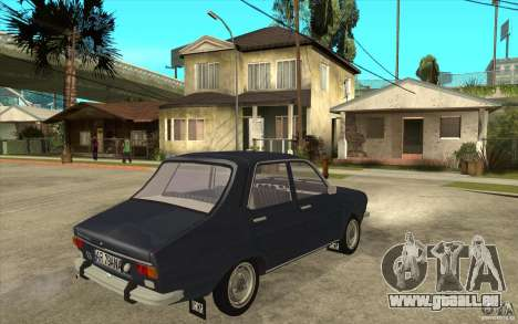Dacia 1300 v2 pour GTA San Andreas vue de droite