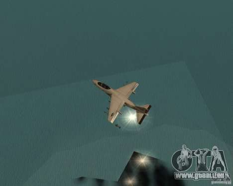 Cluster Bomber pour GTA San Andreas cinquième écran
