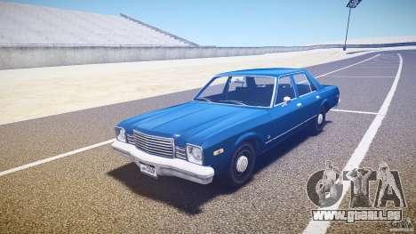 Dodge Aspen v1.1 1979 pour GTA 4