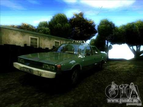Ein Taxi vom dri3r für GTA San Andreas