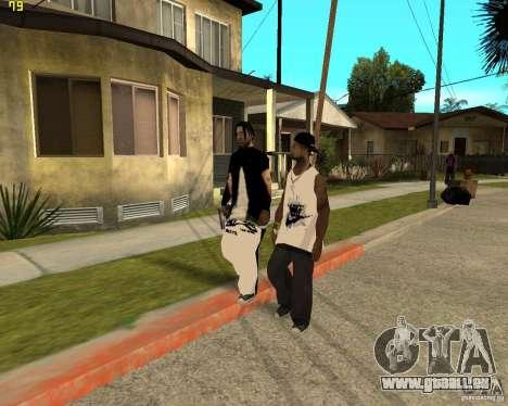 Grove à najke pour GTA San Andreas