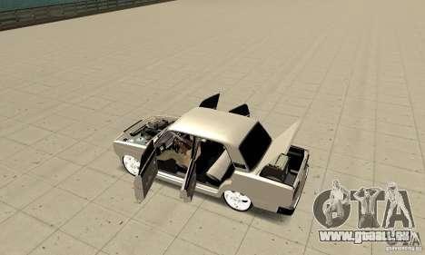 Ouvrir ou fermer le coffre pour GTA San Andreas deuxième écran