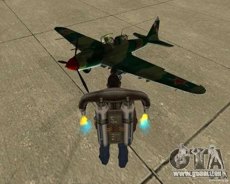 Il-2 m für GTA San Andreas