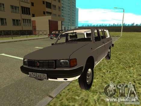 GAZ Volga 31022 pour GTA San Andreas