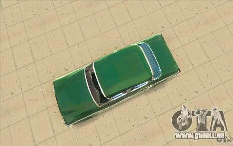 Studebaker Lark 1959 pour GTA San Andreas vue de droite