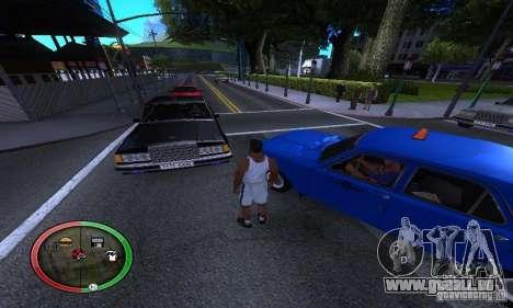 NEW STREET SF MOD pour GTA San Andreas cinquième écran