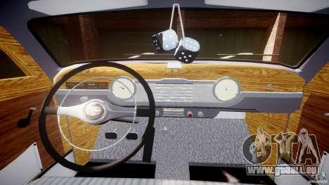 Chevy Fleetmaster Woody Kustom 1948 pour GTA 4 est un droit