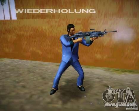FN M249 für GTA Vice City