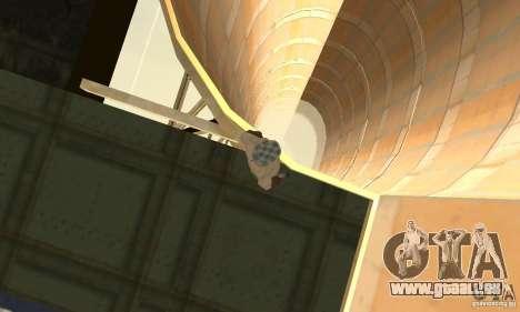 Airport Stunt pour GTA San Andreas cinquième écran