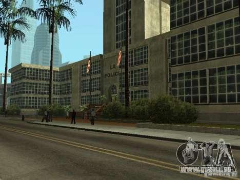 The Los Angeles Police Department für GTA San Andreas