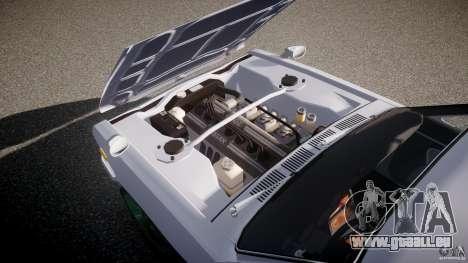 Nissan Skyline GC10 2000 GT v1.1 pour GTA 4 est une vue de dessous