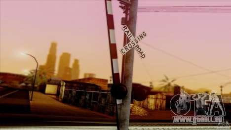 SA Beautiful Realistic Graphics 1.5 für GTA San Andreas neunten Screenshot