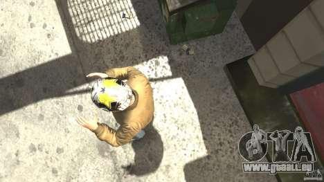 Energy Drink Helmets pour GTA 4 secondes d'écran