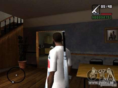 Le joueur regarde chaque fois que vous voyez pour GTA San Andreas troisième écran